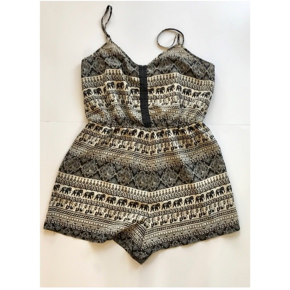 Staring at Stars Pants - Staring at Stars / Urban Outfitters Romper size M